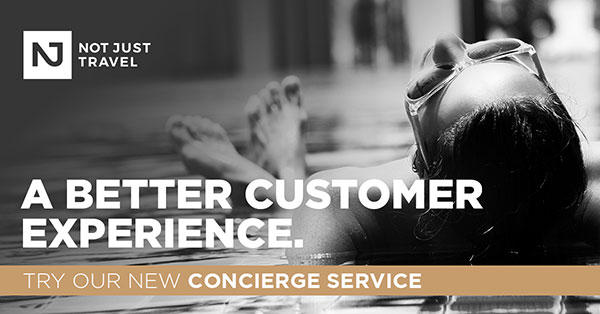 Try our new Concierge Service for a better customer experience